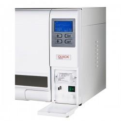 ICANCLAVE D208Q fehér színű, 8 literes, gyors ciklusú, vákuumos asztali autokláv