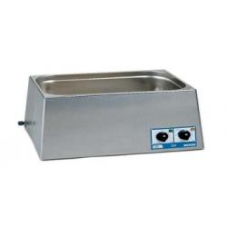 Ultrasons-H 9 literes, analóg fűtött ultrahangos vízfürdő, pipettákhoz, szélesített kivitel
