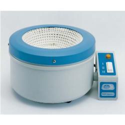 Fibroman-C típusú, analóg lombikmelegítő fűtőkosár, 5000 ml-es kapacitással, nagyméretű lombikokhoz