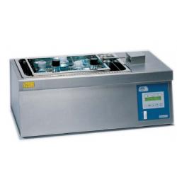 Unitronic típusú digitális, fűthető lineáris rázó vízfürdő, 27 literes