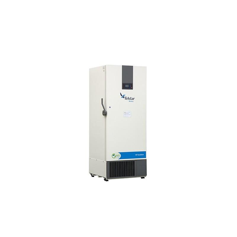 TELSTAR Boreas U830 típusú, 830 literes álló ultramélyhűtő, mélyfagyasztó