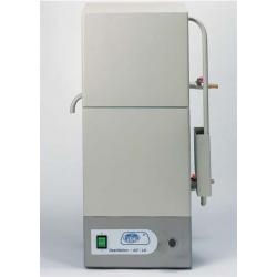 AC-L8 vízdesztilláló berendezés, 8 liter/óra kapacitással, folyamatos üzemű