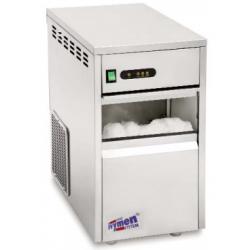 IMS-85 típusú jéggyártó, jégkészítő 85 kg / nap kapacitással (13kg tartály kapacitás)