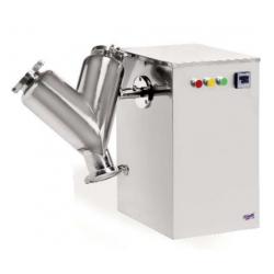 VS-8 típusú 8 literes kapacítású V alakú homogenizáló, gyógyszeripari por homogenizáló