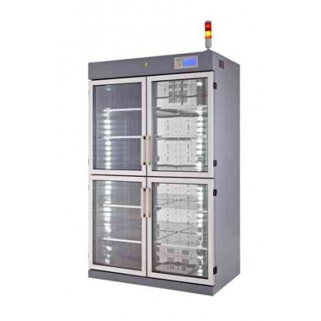 XT Line típusú szárazkamra, SMT szárítószekrény, IPC/JEDEC szabványú szárítószekrény, 1215 - 1250 literes