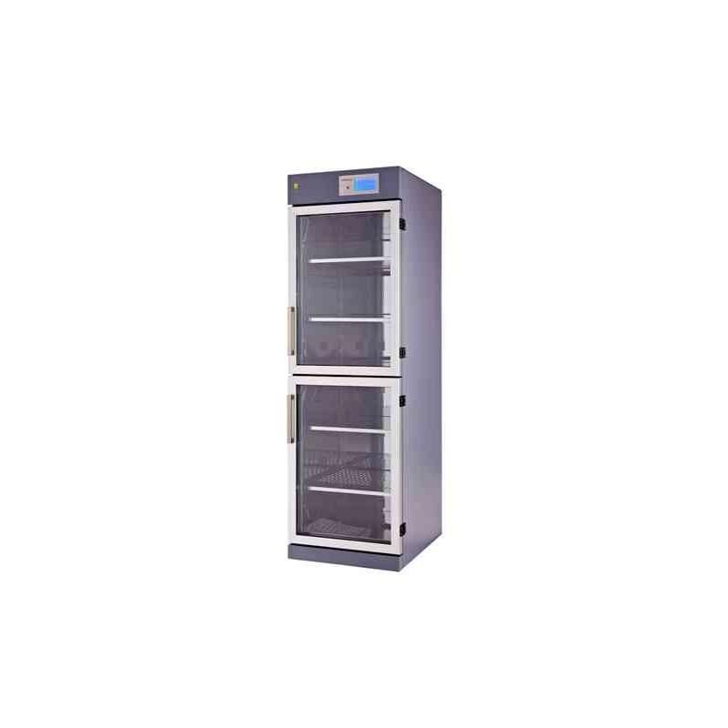XSC-900 típusú szárazkamra, SMT szárítószekrény, IPC/JEDEC szabványú szárítószekrény, 890 - 925 literes