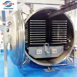 LG30.0 üzemi liofilizáló, liofilező, fagyasztva szárító, kb. 500 kg alapanyag liofilizálásához