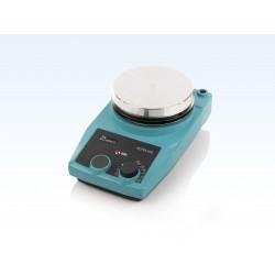 LABINCO L80 rozsdamentes acél analóg laboratóriumi fűtőlap, labor fűtőlap, max. 10 literhez, max. 325°C