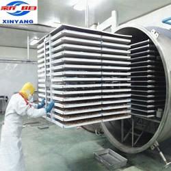 LG75.0 üzemi liofilizáló, liofilező, fagyasztva szárító, kb. 900 kg alapanyag liofilizálásához