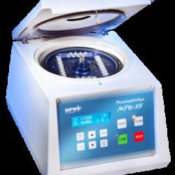 MPW 55 típusú kisméretű laboratóriumi centrifuga