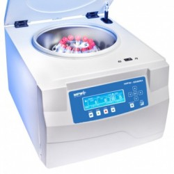 MPW 352RH típusú nagyméretű hűthető-fűthető laboratóriumi centrifuga