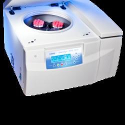 MPW 380R típusú nagyméretű hűthető laboratóriumi centrifuga