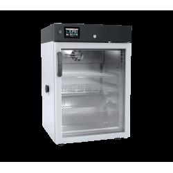 POL EKO gyártmányú termosztátszekrények a külső hőmérséklettől függetlenül tudnak +3°C - +40°C (opcionálisan max 70°C) tartani.
