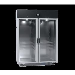 ST1200 típusú, 1365 literes termosztátszekrény, mikrobiológiai termosztát +3°C - +40°C