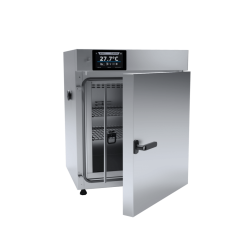 CLN115 típusú, 112 literes, normál konvekciós laboratóriumi inkubátor, laborinkubátor (környezeti hőm. +5°C - +100°C)