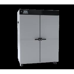 SLW400 típusú, 424 literes, ventilátoros légkeverésű nagyméretű, ipari szárítószekrény (környezeti hőm. +5°C - +300°C)