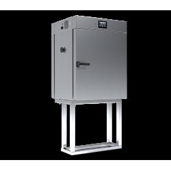 SRWP115 típusú, 112 literes, ventilátoros légkeverésű átadós hőlégsterilizáló (környezeti hőm. +5°C - +250°C)