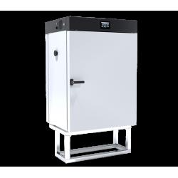 SRWP240 típusú, 245 literes, ventilátoros légkeverésű átadós hőlégsterilizáló (környezeti hőm. +5°C - +250°C)