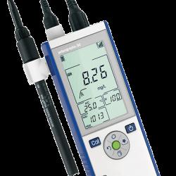 METTLER TOLEDO Seven2Go S4 hordozható oldott oxigén mérő készülék, kézi DO mérő polarográfiás elektróddal