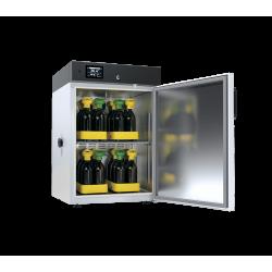 ST BD 2 típusú, 150 literes BOI termosztátszekrény, BOI inkubátor +3°C - +40°C