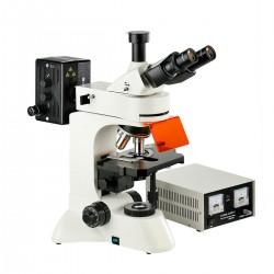 BEL ENGINEERING FLUO-3 fluorescens inverz mikroszkóp