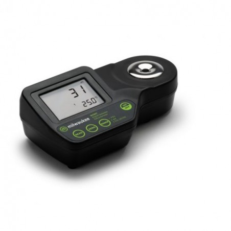 MA887 digitális refraktométer sótartalom méréséhez, hordozható refraktométer sótartalom méréséhez
