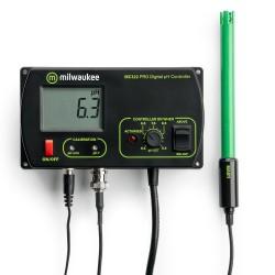 MC122 PRO pH mérő/ pH kontroller