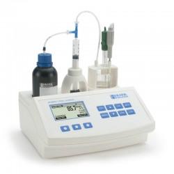 HI 84533 Borászati minititrátor a formol szám méréséhez