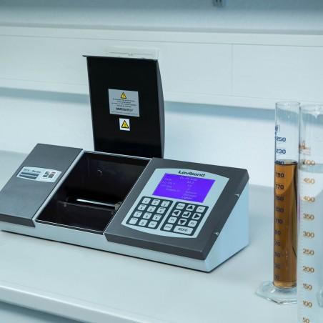 Lovibond PFXi-880/P típusú színmérő (fűtéssel) olajok, viaszok méréséhez