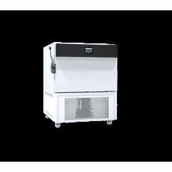 ZLN-UT 130 VIP típusú, kisméretű 130 literes mélyfagyasztó, ultramélyhűtő -86°C - -50°C