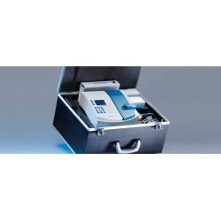 Lovibond Spectrodirect egy fényutas vízanalitikai spektrofotométer és szennyvízanalitikai spektrofotométer