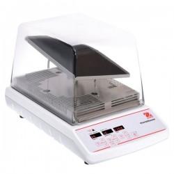 OHAUS ISWV02HDG inkubált digitális billegő rázógép, 2,3 kg-os kapacitással, 0-20°-os dőlésszöggel