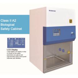BIOBASE 11231BBC86 típusú Class II A2 biológiai biztonsági fülke, biohazard fülke, 600 mm hasznos szélesség