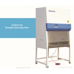 BIOBASE BSC-1300IIA2-X típusú Class II A2 biológiai biztonsági fülke, biohazard fülke 1300 mm széles