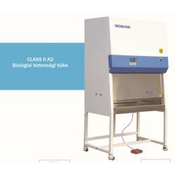 BIOBASE BSC-1500IIA2-X típusú Class II A2 biológiai biztonsági fülke, biohazard fülke 1500 mm széles