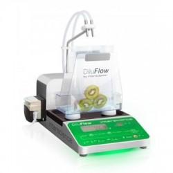 INTERSCIENCE DiluFlow 3kg, kétpumpás mikrobiológiai higító, adagoló
