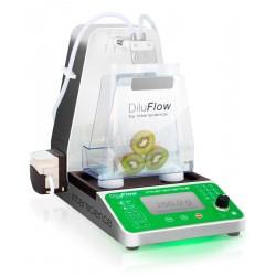 INTERSCIENCE DiluFlow Elite 1kg, kétpumpás mikrobiológiai higító, adagoló