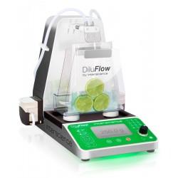 INTERSCIENCE DiluFlow Elite 5 kg, kétpumpás mikrobiológiai higító, adagoló