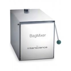 INTERSCIENCE BagMixer® 400 P mikrobiológiai homogenizáló, max. 40g mintához, 50 - 400 ml kapacitással