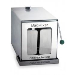 INTERSCIENCE BagMixer® 400 W betekintő ablakos mikrobiológiai homogenizáló, max. 40g mintához, 50 - 400 ml kapacitással