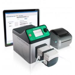INTERSCIENCE FlexiPump® Pro mikrobiológiai perisztaltikus pumpa