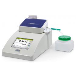 KRÜSS DS7700 és DS7800 asztali sűrűségmérő, manuális mintaadagolással