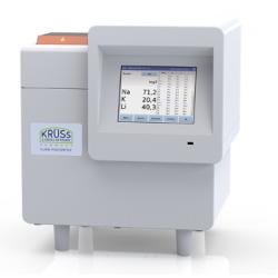 KRÜSS FP8400 típusú laboratóriumi lángfotométer