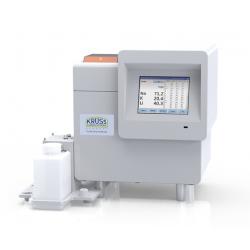 KRÜSS FP8500 típusú teljesen automata, folyamatos működésű, real-time lángfotométer