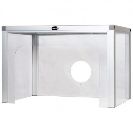 FUMEX DSK elszívó kamra, asztali elszívó, kisméretű vegyifülke